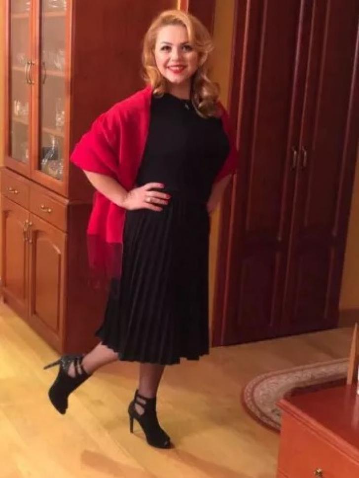<p>Cornelia Rednic a ajuns de nerecunoscut, de când a slăbit 33 de kg. Cum arată acum</p>