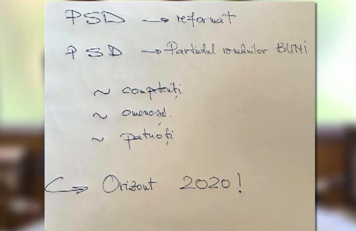 Cozmin Gușă s-a înscris în PSD