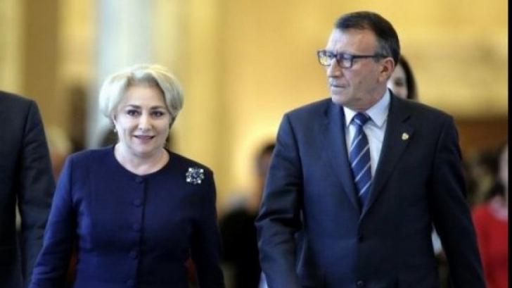Paul Stănescu, ameninţat cu excluderea de Viorica Dăncilă