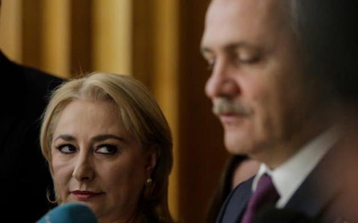 Dragnea rămâne și fără dizolvarea PSD. Viorica Dăncilă rezistă!