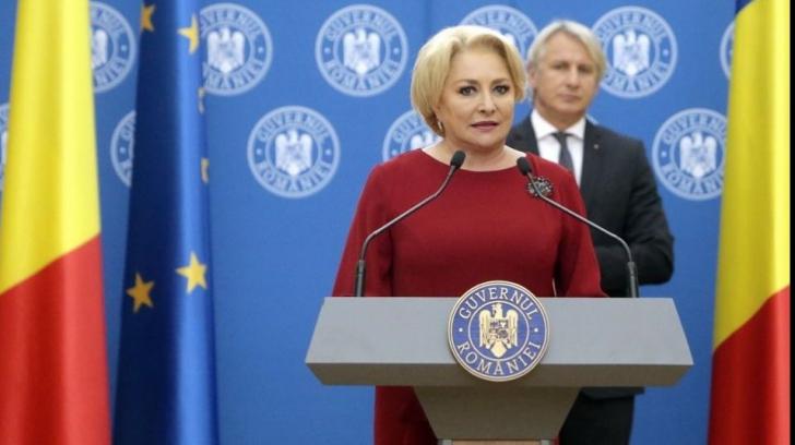 Teodorovici o contrazice pe Dăncilă: Rectificare bugetară va avea loc în noiembrie