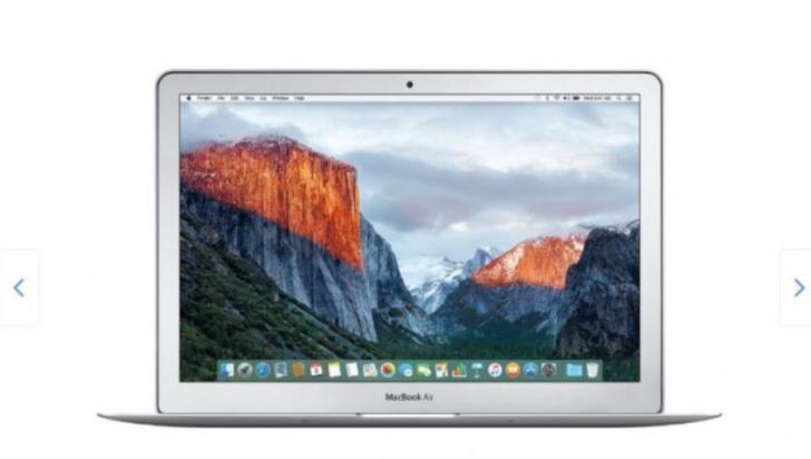 eMAG – Cat costa cele mai ieftine laptopuri de la Apple. Au ajuns foarte avantajoase