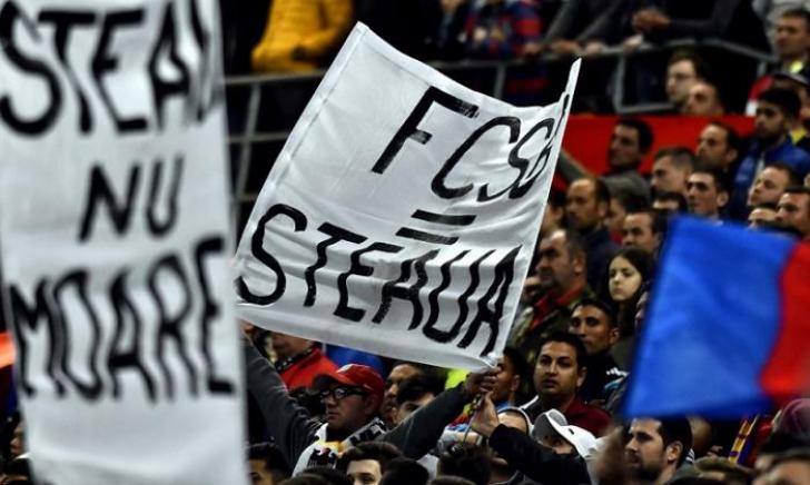 """Fanii FCSB, pretutindeni: """"Îi găseşti la mânăstiri, la biserici"""""""