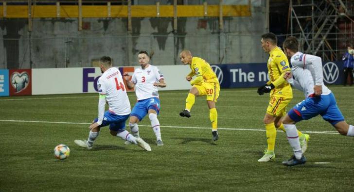 Liga atacă Federația după meciul din Insulele Feroe!