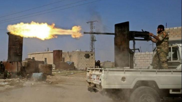 Criza din Siria. Forțele turce, suspectate de crime de război