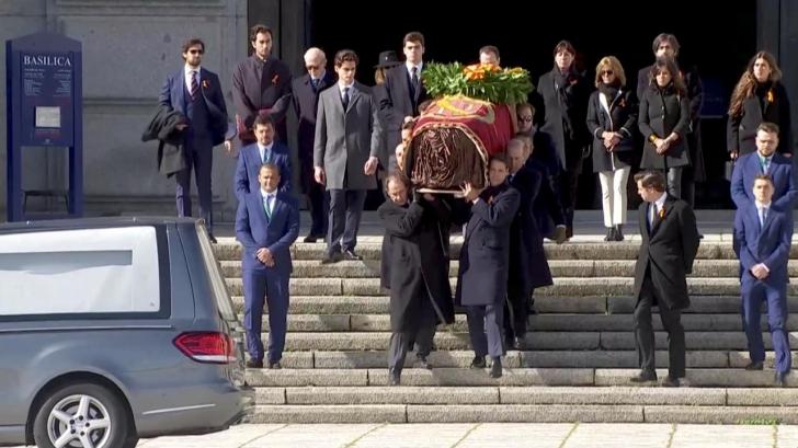 Trupul fostului dictator spaniol Francisco Franco a fost exhumat
