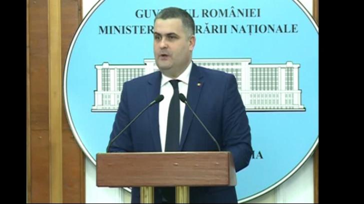 Gabriel Leș, ministrul Apărării