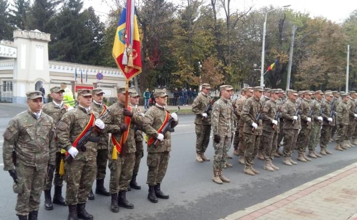 Ziua Armatei, sărbătorită și la Iași