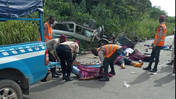 Accident în Nigeria