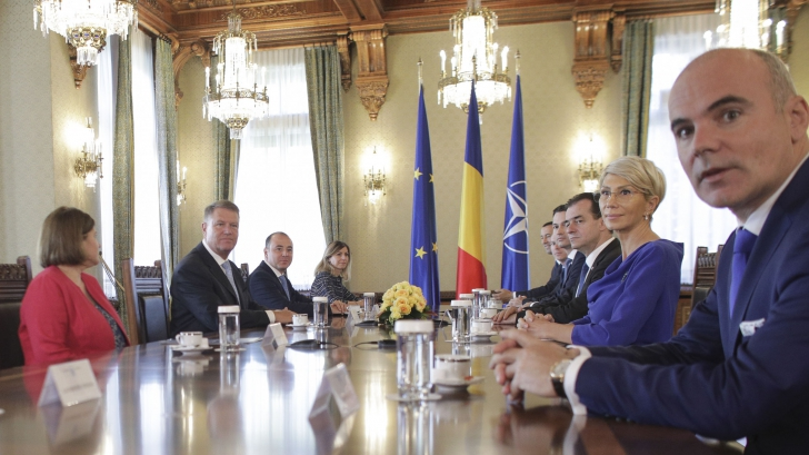 """Iohannis se opune președinției finlandeze a CE. """"Nu vreau reducerea bugetelor"""""""