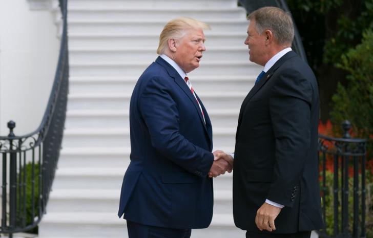 Ion Cristoiu: ce a discutat Iohannis cu Donald Trump / Foto: Administratia Prezidentiala