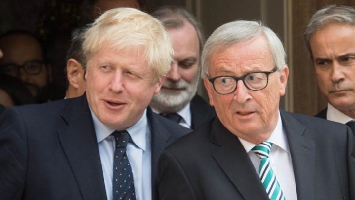 BREXIT. Juncker, ultimatum pentru Boris Johnson să publice planul ieșirii din UE