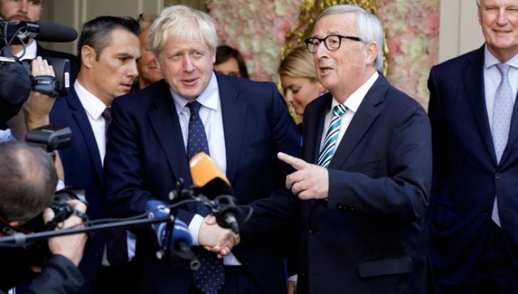 """Juncker: """"Brexitul are în continuare câteva puncte problematice"""""""