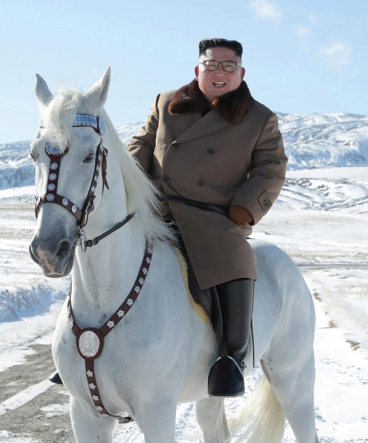 <p>Kim Jong-un</p>