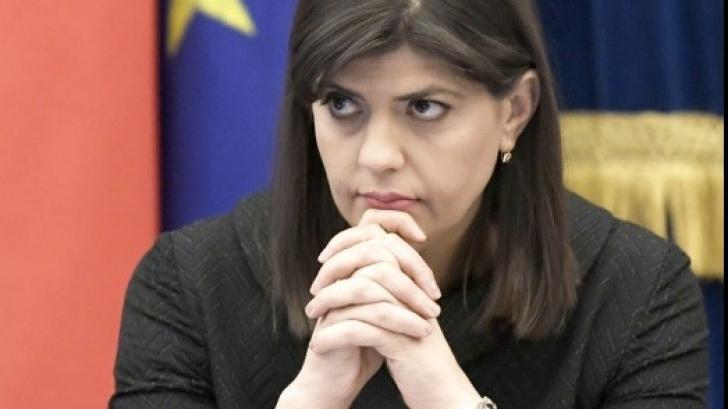 <p>Laura Codruța Kovesi</p>