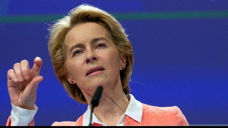 """Cearta pe comisarul european, tranșată de Von der Leyen: """"Candidatul trebuie acceptat de Iohannis"""""""