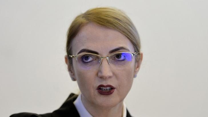 <p>Foto: Lia Savonea, președintele CSM</p>