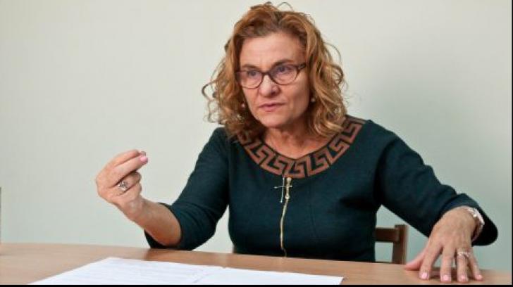 """Maria Grapini reclamă """"trădare de ţară de la cel mai înalt nivel"""" după raportul MCV"""