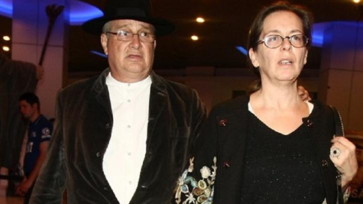 Mircea Dinescu, în doliu! Soția sa a murit
