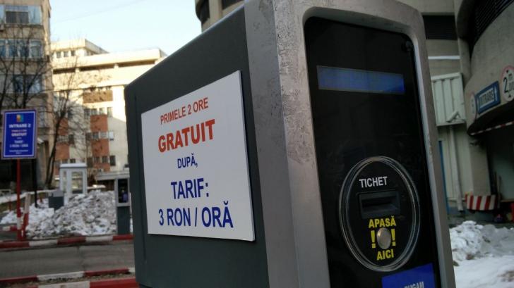 Primăria București vrea o nouă parcare în Centrul Istoric