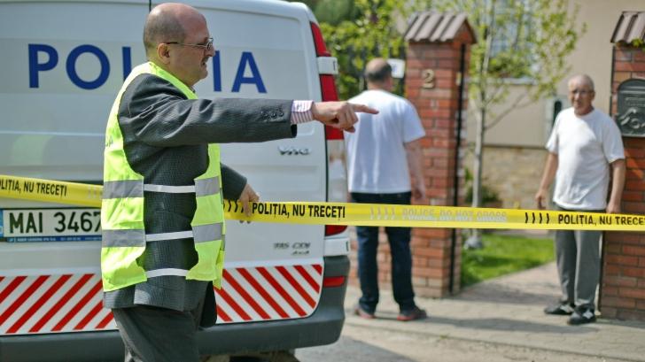 Descoperire macabră pe o stradă din Cluj-Napoca!