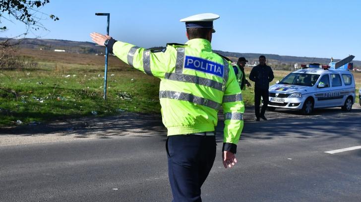 Poliția rutieră, în alertă! Șofer prins cu o viteză halucinantă, într-o localitate din jud. Dolj / Foto: Arhivă