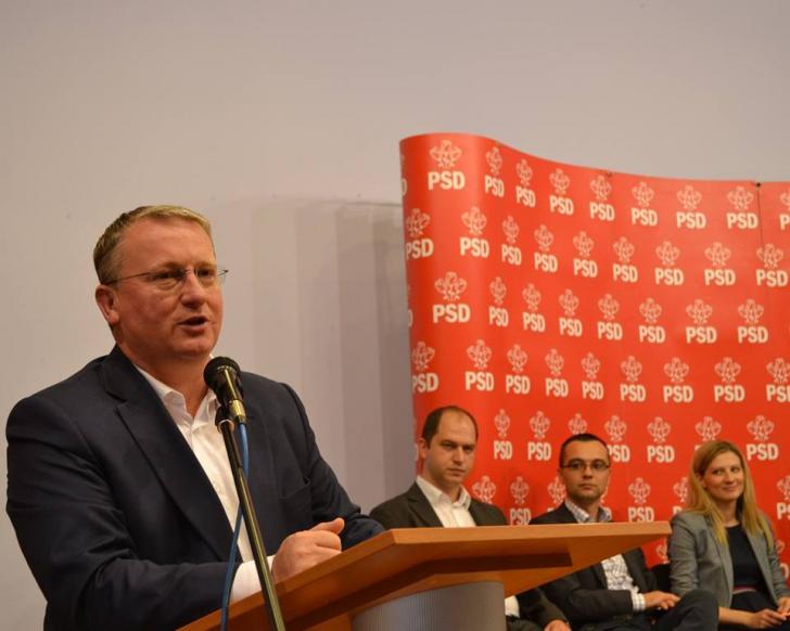 Demisie cu scandal din PSD Cluj