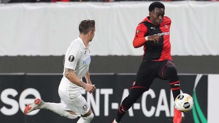 VIDEO | Victorie pentru CFR Cluj la Rennes, în Europa League