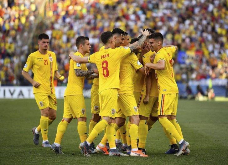 România învinge Ucraina cu scorul de 3-0!