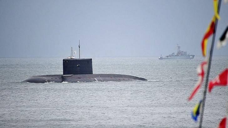 Rusia testează, în Marea Norvegiei, un nou tip de arme