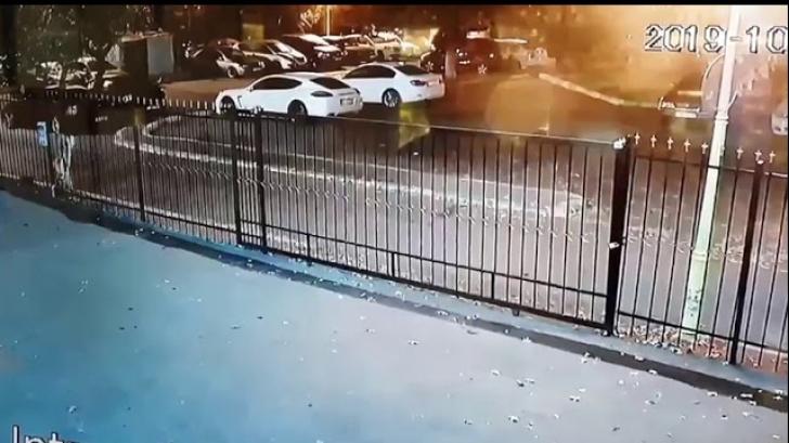 Scandal cu mașini vandalizate