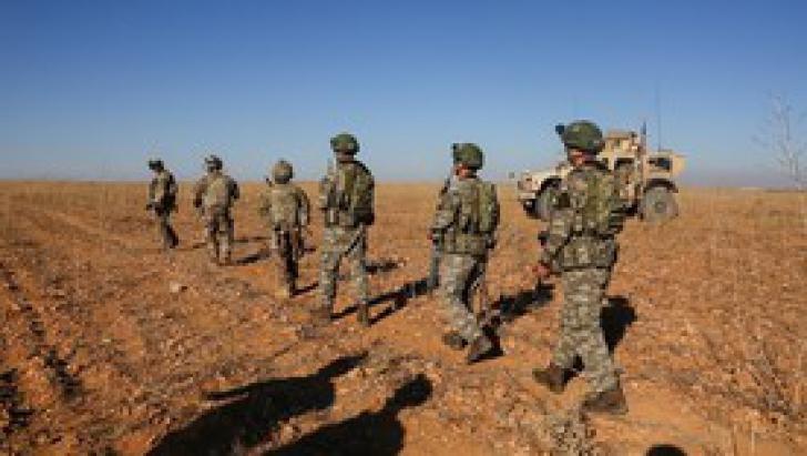 Moscova cere Washingtonului ca toți militarii americani să părăsească Siria