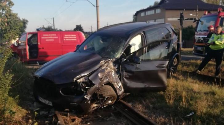 Grav accident feroviar, la Ploiești