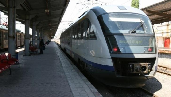 Mersul trenurilor nu se modifică odată cu trecerea la ora de iarnă