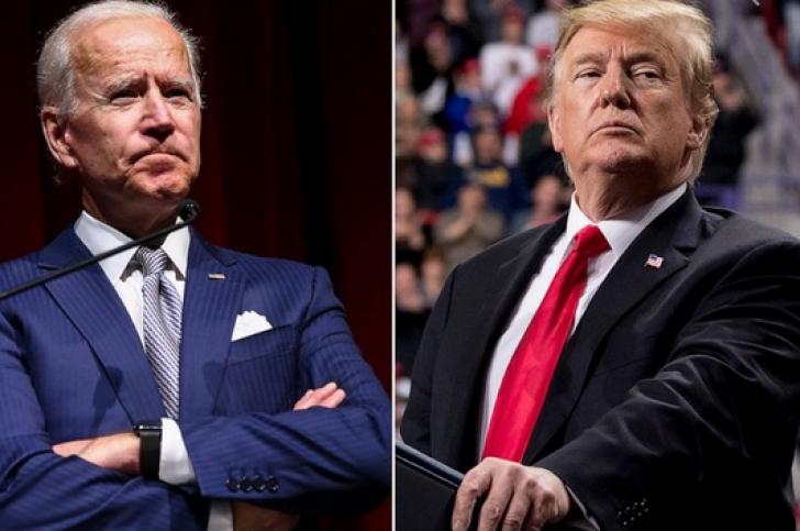 Biden, iritat de propunerea lui Trump de a face un test de aptitudini cognitive