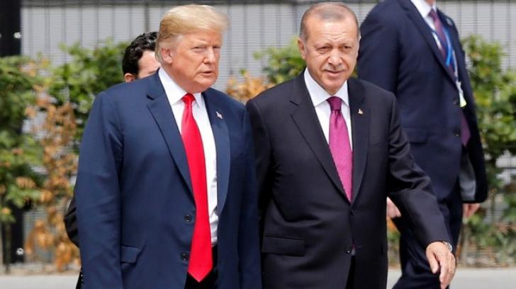 După ce a obținut tot ce a dorit de la Trump, Erdogan mai are o revendicare