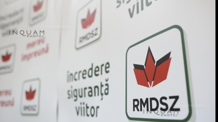 UDMR votează în bloc moțiunea de cenzură