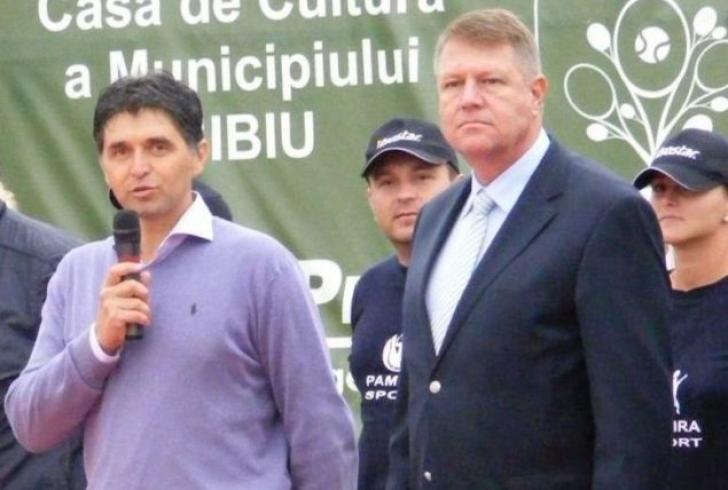 Finul lui Iohannis, anunț bombă despre mandatul lui Ion Țiriac la Federația Română de Tenis