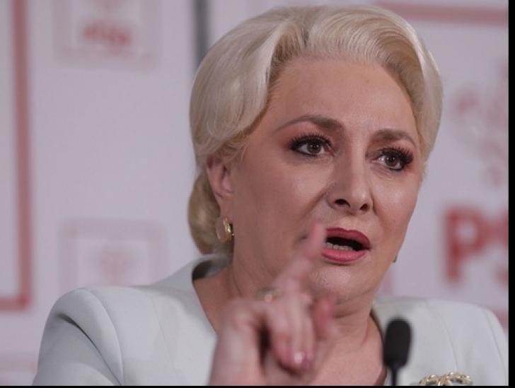 Dăncilă îl acuză pe Iohannis că se comportă precum un dictator