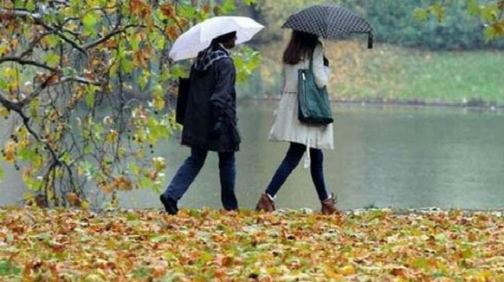 Vremea în prag de noiembrie