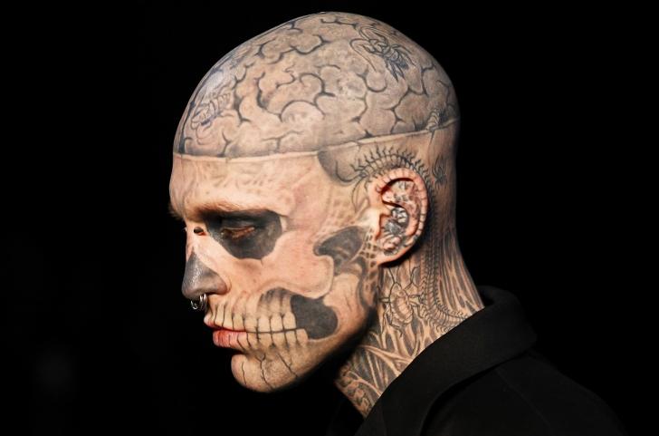 <p>Zombie Boy</p>