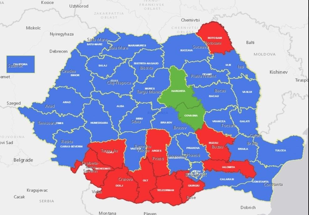 Legea Privind Administrarea Teritoriala A Romaniei Modificata