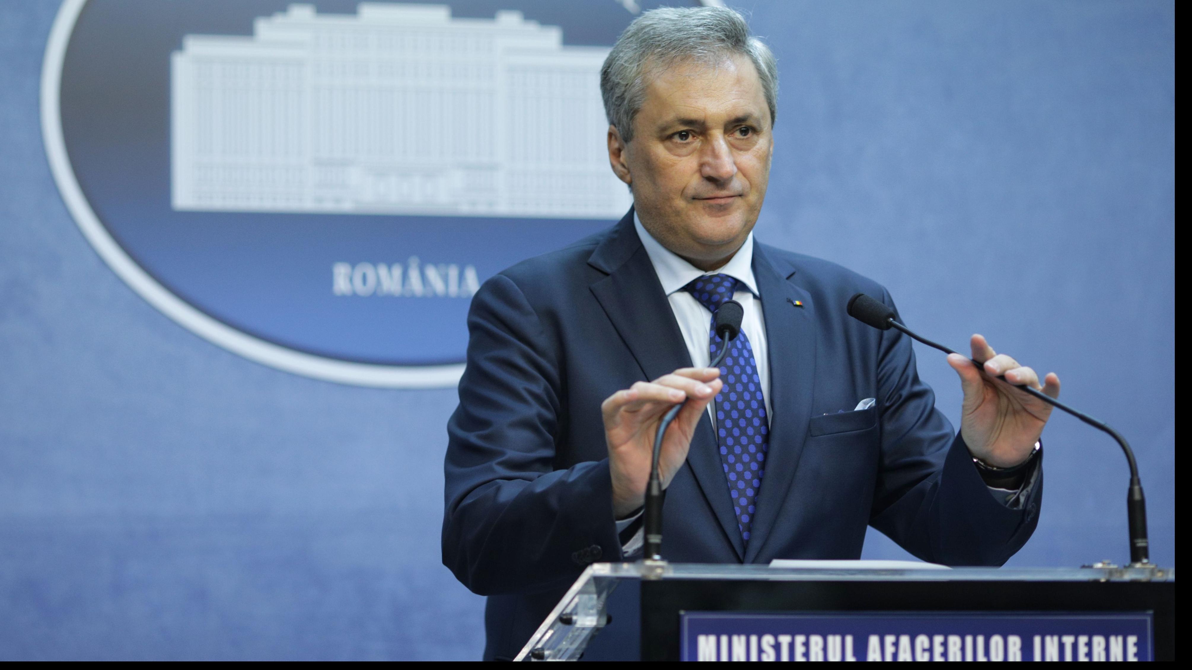 Marcel Vela - ministru de Interne