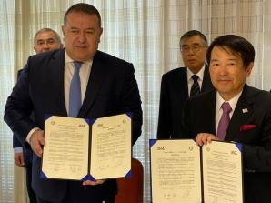 Memorandum de înțelegere CCIR - Camera de Comerț și Industrie Osaka