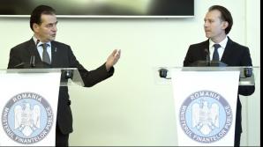 Orban și Cîțu, misiune imposibilă