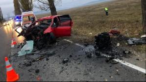 Accident mortal in Romania