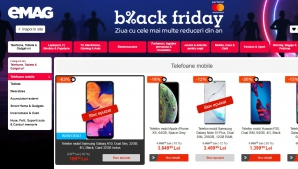 Start reduceri de Black Friday 2019 la eMAG!!!!