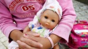 fetita abuzata