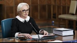 Dăncilă anunţă că PSD va depune moţiune de cenzură împotriva Guvernului Orban