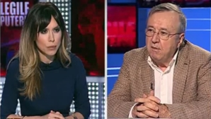 Ion Cristoiu, al Realitatea Plus